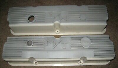 $200 • Buy Ford 390/428 Mickey Thompson Aluminum Valve Covers 103R56