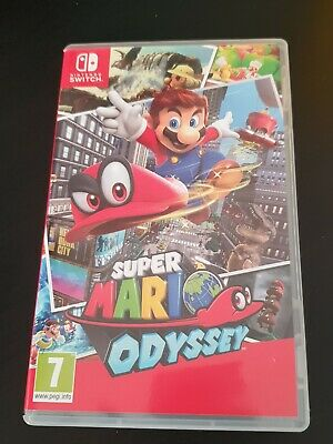 AU51.58 • Buy Super Mario Odyssey - Nintendo Switch - Free Delivery