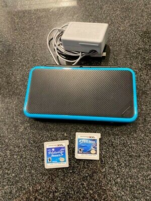 AU193.42 • Buy Nintendo 2DS XL With 3 Games