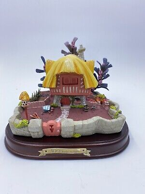 $ CDN156.65 • Buy WDCC Enchanted Places White Rabbits House Alice In Wonderland + Deed Base & Box