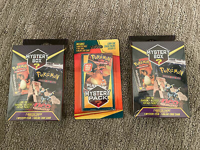 $149.99 • Buy New & Sealed Pokemon Mystery Box Walgreens Exclusive! Vintage Pack 1:5!