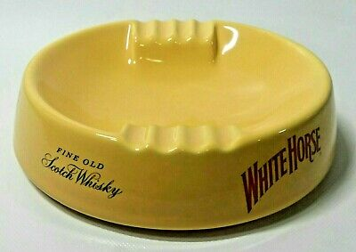 £8.62 • Buy White Horse Scotch Whisky Ashtray Wade Whiskey Made England Vintage Collectable