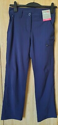 £25 • Buy Peter Storm Women's Stretch Roll Up Walking Trousers, Navy, Size 8R