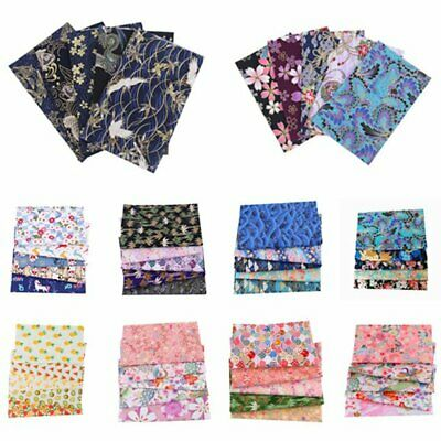 £3.51 • Buy Japanese Style Printed 100%Cotton Fabric Fat Quarter Quilting Patchwork 20*25CM