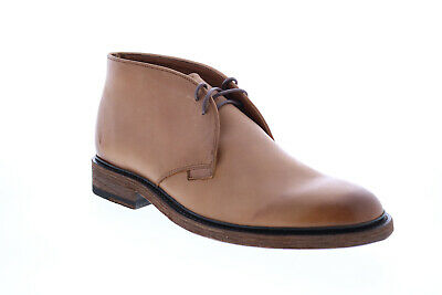 $70.99 • Buy Frye James Chukka 80915 Mens Brown Leather Lace Up Chukkas Boots