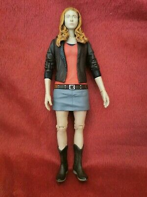 £6.99 • Buy Doctor Who Amy Pond Mini Skirt Leather Jacket 11th Dr Companion 5  Figure Loose
