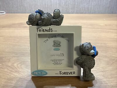 £7.61 • Buy Me To You Bear Mini Photo Frame Collectable Gift Tatty Teddy Friends Together