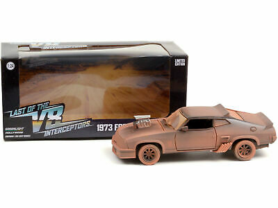 1:24 1973 FORD FALCON XB LAST OF THE V8 INTERCEPTORS MAD MAX Weathered 84052  • 21.17£