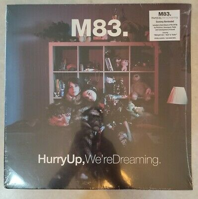 $65 • Buy M83 - Hurry Up, We're Dreaming Double LP (2011 Mute, 180g)