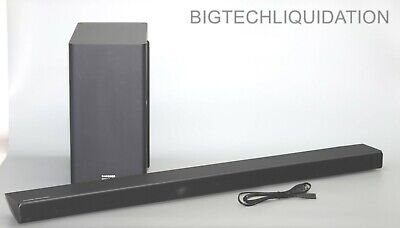 $ CDN375.08 • Buy Samsung Harman Kardon HW-Q70R Soundbar And Samsung PS-WR75B Subwoofer