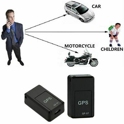 £9.98 • Buy Anti-theft Magnetic Mini Car SPY GPS Real Time Tracking Locator Device Tracker