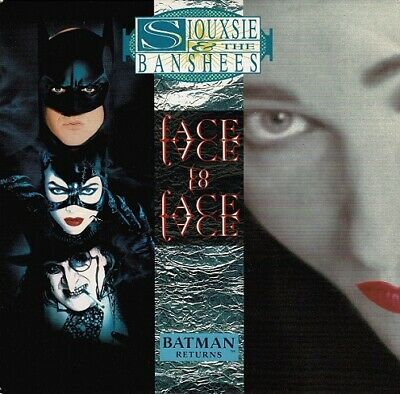 £14.99 • Buy SIOUXSIE AND THE BANSHEES Face To Face Vinyl Record 7 Inch Polydor 1992 & Batman