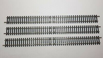 £8 • Buy 3 X Hornby Double Straight Track, 3 X R601, 335mm, HO OO (st-201 36-601)
