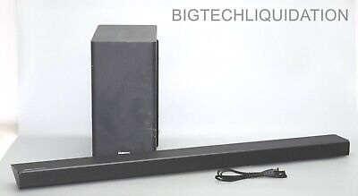 $ CDN375.08 • Buy Samsung Harman/Kardon HW-Q70R Soundbar And Samsung PS-WR75B Subwoofer