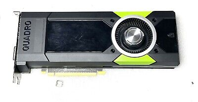 $ CDN220.24 • Buy Burned AS-IS PNY Nvidia Quadro P5000 GPU Graphics Card 16GB GDDR5 Parts Only