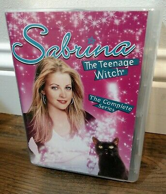 £25.17 • Buy Sabrina The Teenage Witch: The Complete Series [New DVD] Boxed Set *SEALED*
