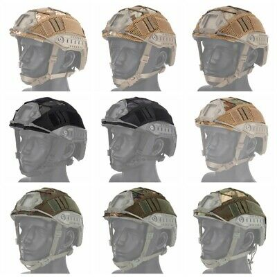 £10.99 • Buy Tactical-Military-Camo Helmet Cover (NO Helmet) Hunting-Sports Airsoft Paintball