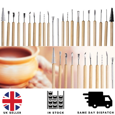 £4.99 • Buy 11PCS Polymer Clay Tools Set Modelling Sculpting Tool Pottery Model Art Projects