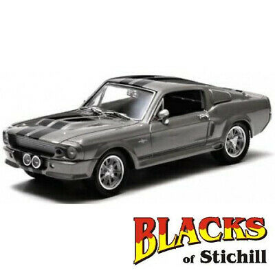 £29.99 • Buy Greenlight 1:43 Scale 1967 Ford Mustang GT500 Eleanor Gone In 60 Seconds Model