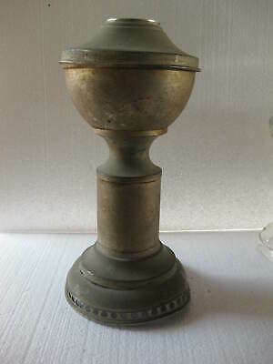 £65 • Buy Brass Hitchcock Kerosene Wind Up Lamp Lantern Made In U.S.A For Parts