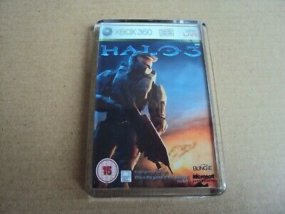 £1.50 • Buy Xbox 360  Halo 3 Cover Fridge Magnet With Stand