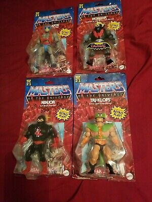 $25 • Buy Masters Of The Universe 4 Different EVIL Characters..NEW..FREE SHIPPING