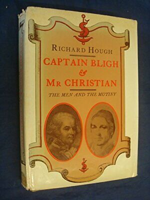 £4.49 • Buy Captain Bligh And Mr.Christian: The Men And The Mutiny By Hough, Richard Book