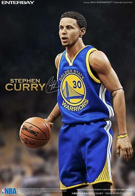 $715 • Buy ENTERBAY HD Masterpiece NBA Stephen Curry Genuine Collectible Action Figure