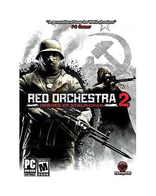 £6.47 • Buy Red Orchestra 2: Heroes Of Stalingrad (PC, 2011)