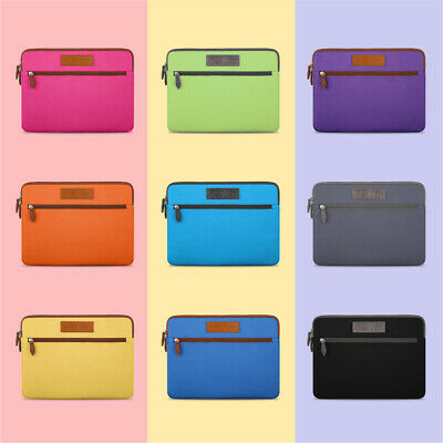 £9.99 • Buy Tablet Laptop Case Bag For 10.8  11 16  15.6 Inch IPad Pro Air Macbook LENOVO HP