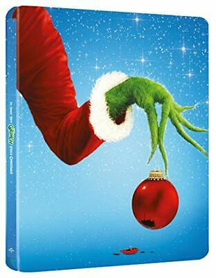 £17.98 • Buy How The Grinch Stole Christmas 4K UHD Steelbook 20th Anniversary ... - DVD  D7LN