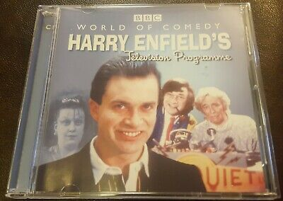 £13.48 • Buy Harry Enfield's World Of Comedy CD BBC Television 2003 NM-