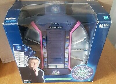 £16 • Buy Hasbro Who Wants To Be A Millionaire Electronic Game By Tiger Tested