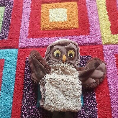 £5 • Buy Owl Glove Puppet Toy