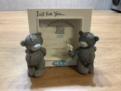 £8.95 • Buy Me To You Bear Mini Photo Frame Collectable Gift Tatty Teddy Just For You