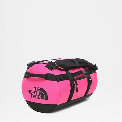 £59.99 • Buy The North Face Base Camp Duffel Bag - Extra Small 31l - Mr Pink & Tnf Black