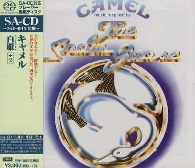 £36 • Buy Camel: The Snow Goose (SHM-SACD)