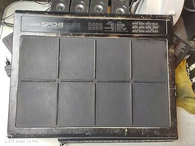 AU293.53 • Buy Roland SPD-8 Percussion Pad Drumcomputer