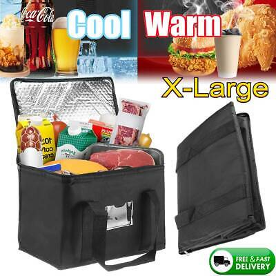 £14.59 • Buy 50L/28L Extra Large Cooling Cooler Cool Bag Picing Camping Food Ice Thermal Box