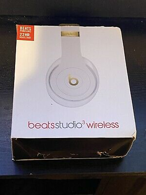 $ CDN36.26 • Buy Beats By Dr. Dre Studio 3 Wireless Replicas Headphones Color Is White..