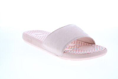 AU48.99 • Buy Puma Cool Cat Bold BX 38246602 Womens Pink Synthetic Slides Sandals Shoes