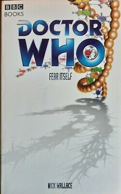 Doctor Who Fear Itself BBC Eighth Doctor Books EDA 2005 1st ED Ex Lib • 14.50£