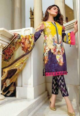 £21.50 • Buy Replica Lawn Suit 3pc Stitched