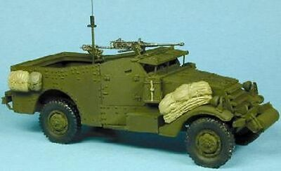 $55.75 • Buy 1/48th GASOLINE  WWII US US M3A1 White Scout Car