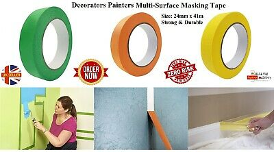 $ CDN21.08 • Buy Masking Tape Strong Adhesive General Tape For Painting Spray Masking, Decorating