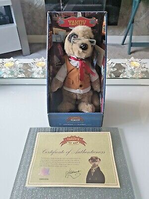 £12.99 • Buy Yakov Meerkat Toy With Certificate Compare The Market Plush New Free Postage