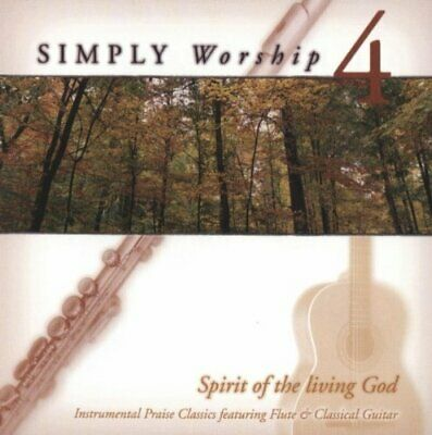 £24.99 • Buy SIMPLY WORSHIP 4 : Simply Worship 4: Spirit Of The Living G CD Amazing Value