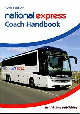£9.99 • Buy Buses National Express Coach Handbook Book The Cheap Fast Free Post