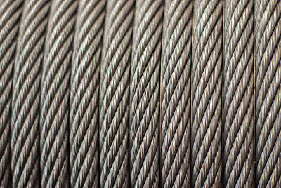 £1.99 • Buy Steel Wire Rope LIfting Metal Cable  1mm 2mm 3mm 4mm