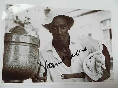 £2.99 • Buy Vanburn Holder West Indies And Worcestershire, Autographed 5 X 4 Photograph.